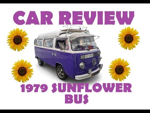 CLASSIC CAR REVIEW – 1979 VW Bay window camper – THE SUNFLOWER