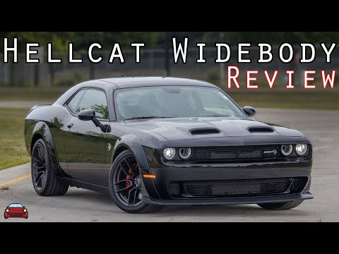 2019 Dodge Challenger SRT Hellcat Widebody Review – The STUPIDEST Car EVER Made!