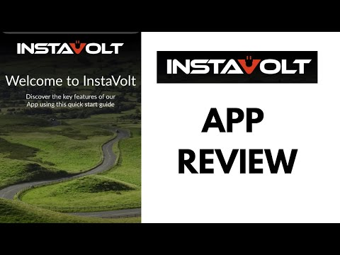 Instavolt EV Charging App Review – Do we even need apps? Contactless Payments easier?