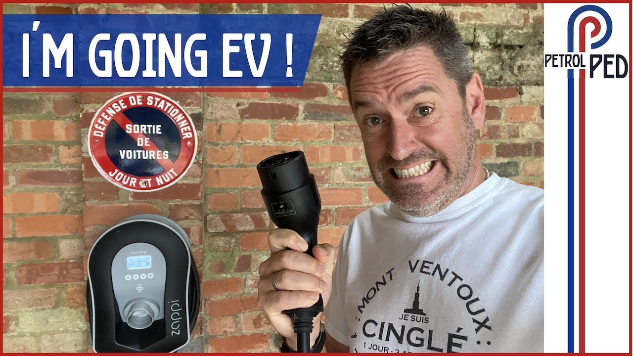 Collecting my NEW electric car…you'll never guess what is is !