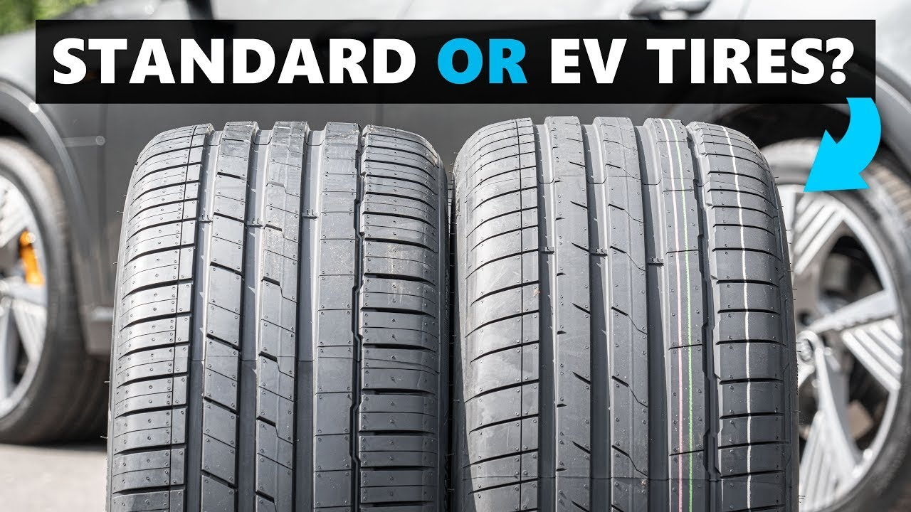 What makes EV tires different, and why should you fit them! 🔌