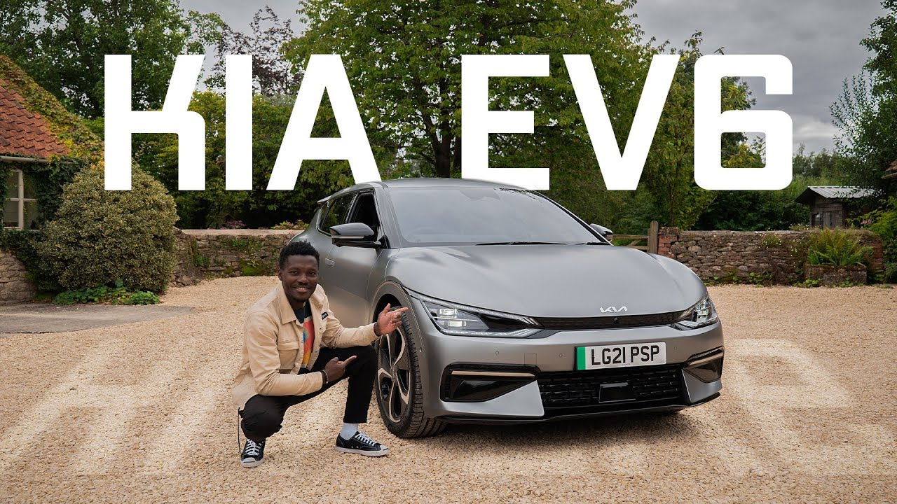 New Kia EV6 First Look Review: Everything You Want In An Electric Car