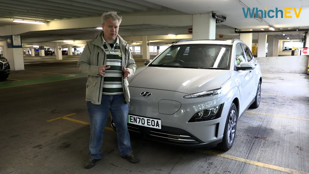 Hyundai Kona Electric Facelift 2021 Review: Cheapest UK EV with 300-mile range | WhichEV