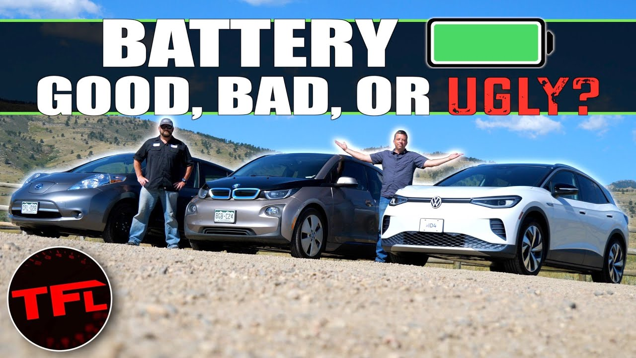 The Worst Part of Buying a Used EV is The Battery – Here's How To NOT Get Taken (Sponsored)