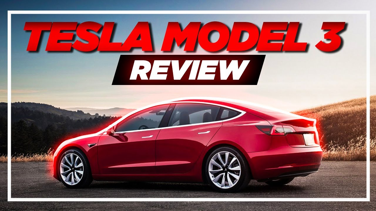 Tesla Model 3 FULL Review & Features   AutoDose