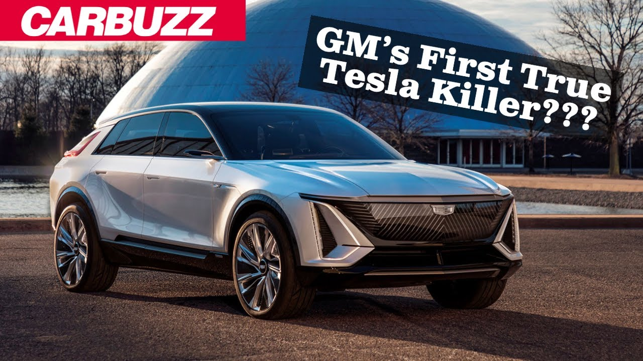 2023 Cadillac Lyriq First Look Review: Previewing The Electric Luxury Future