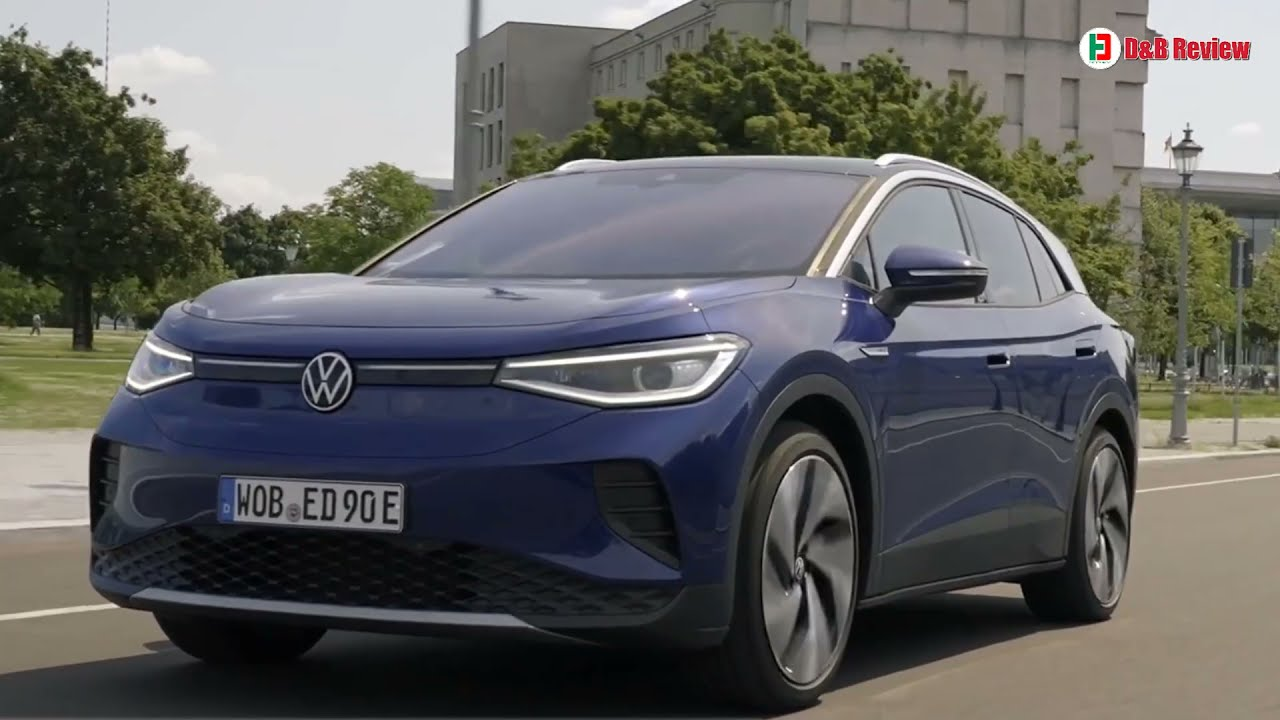 2021 Volkswagen ID 4 Pro S review: A good EV let down by the details