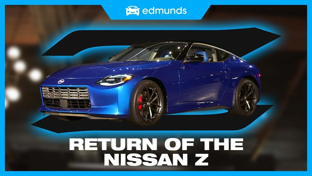 2023 Nissan Z First Look   Nissan's Popular Sports Car Is Back!   Engine, Interior, Tech & More