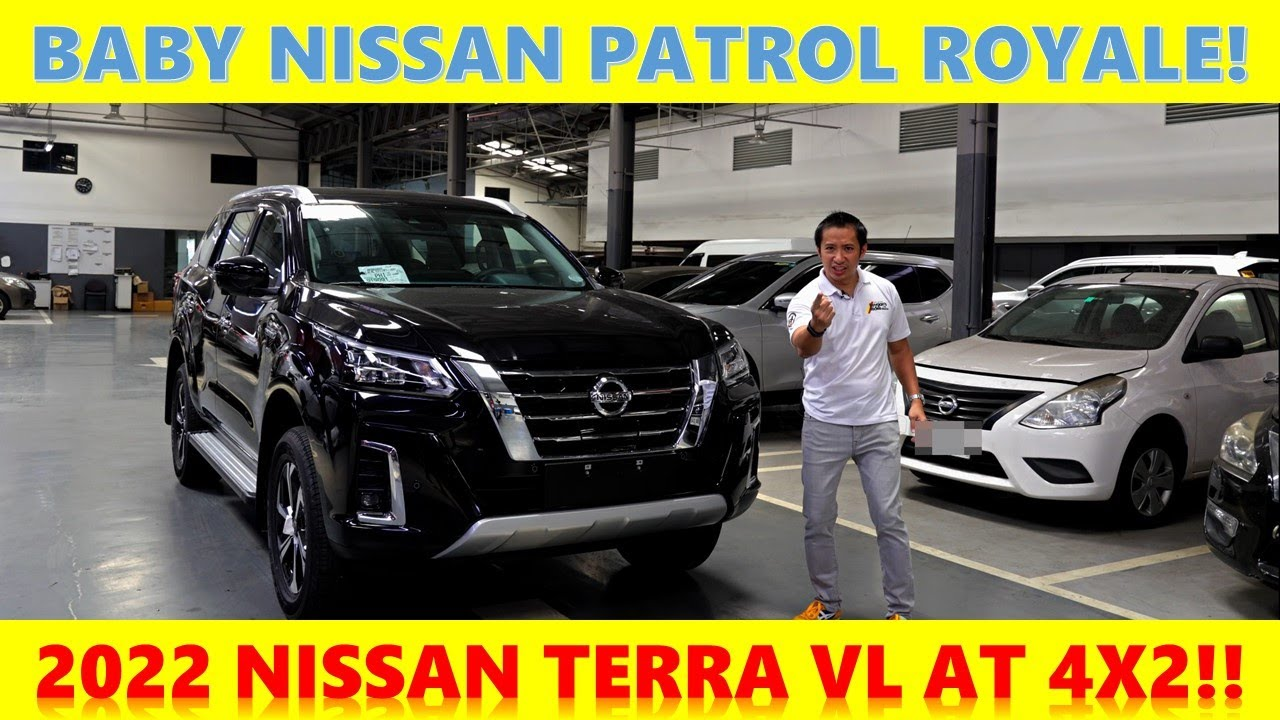 Here's Why The 2022 NISSAN TERRA VL AT 4×2 is the Best Terra Variant!   Car Review