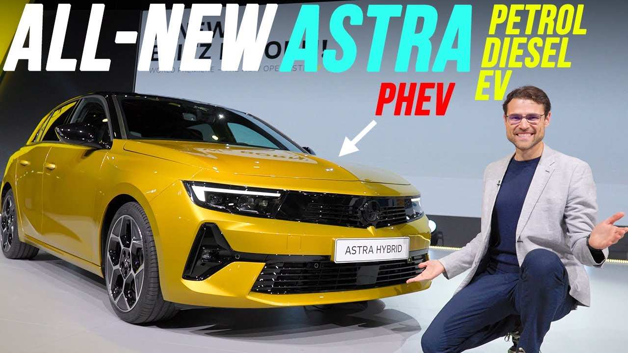 all-new Opel Astra REVIEW Vauxhall Astra 2022 Ultimate vs GS-Line