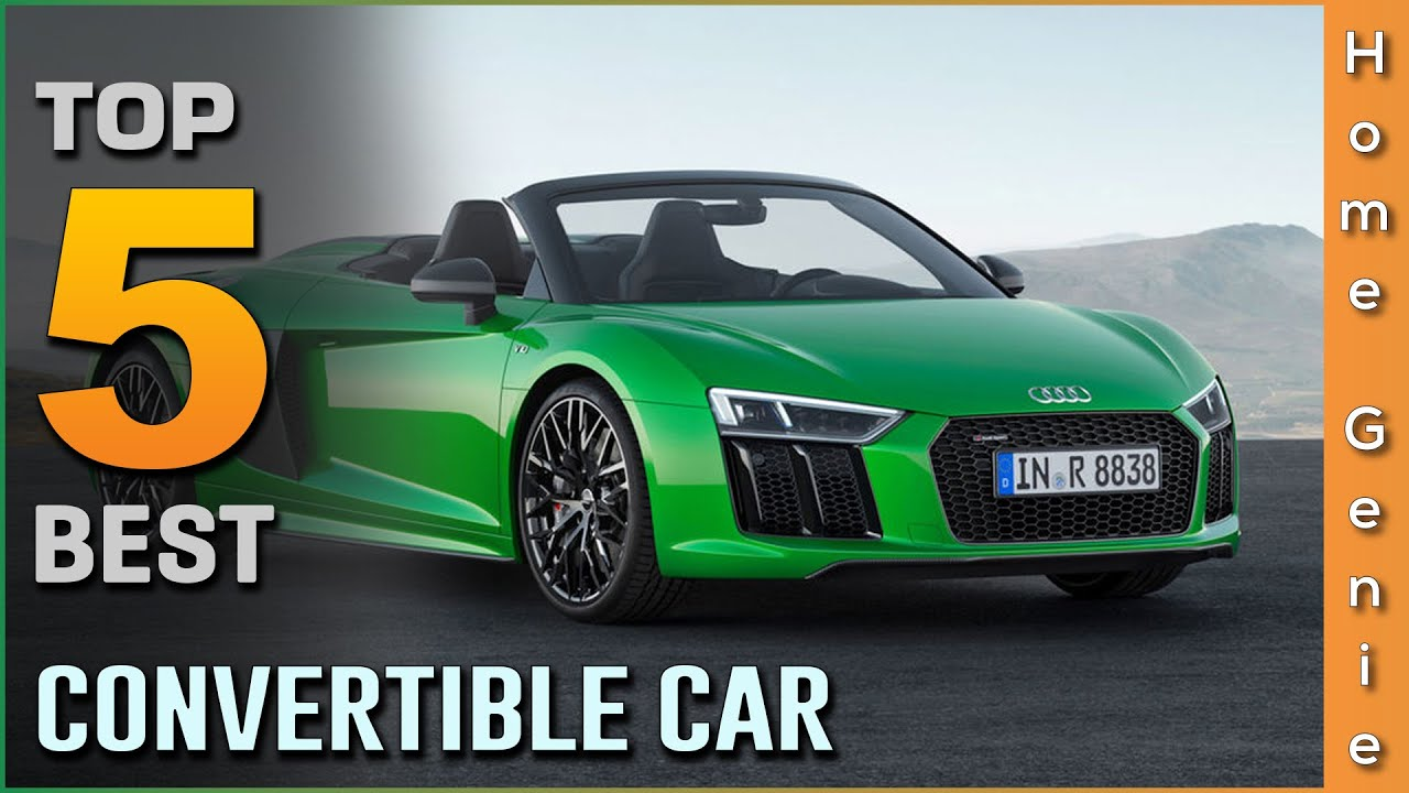Top 5 Best Convertible Car Review in 2021
