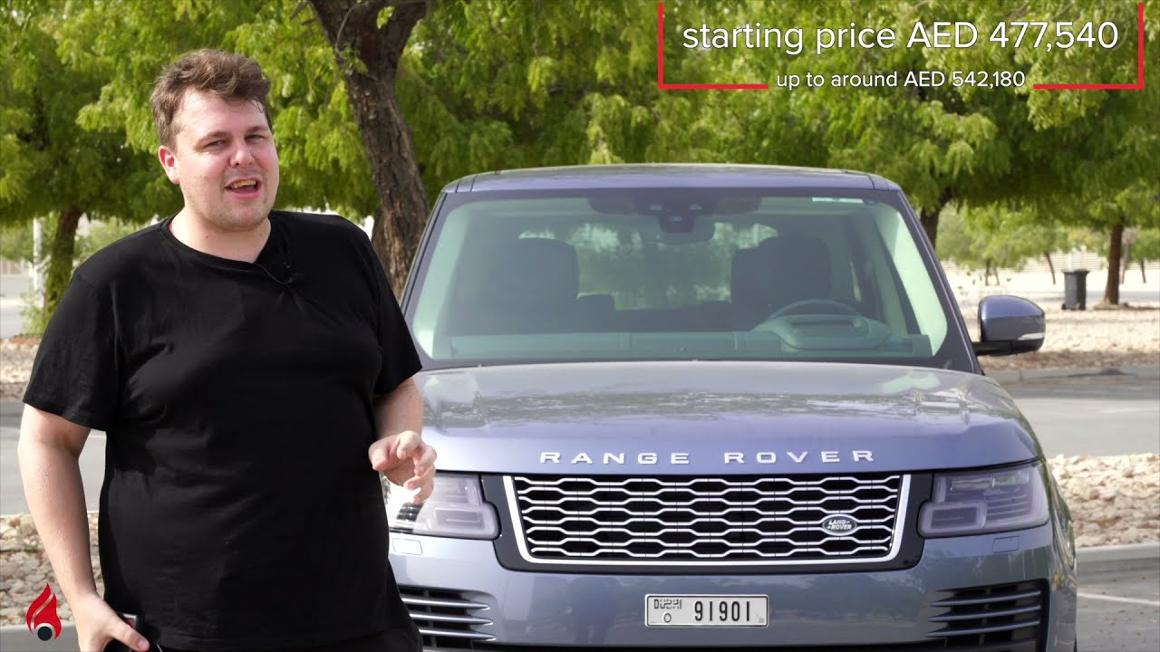 dubizzle car review; 2021 Range Rover Westminster Edition