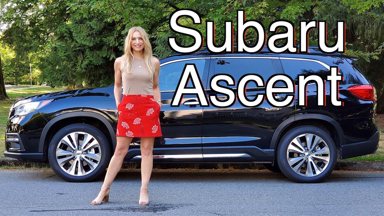 2021 Subaru Ascent review // Often overlooked SUV!