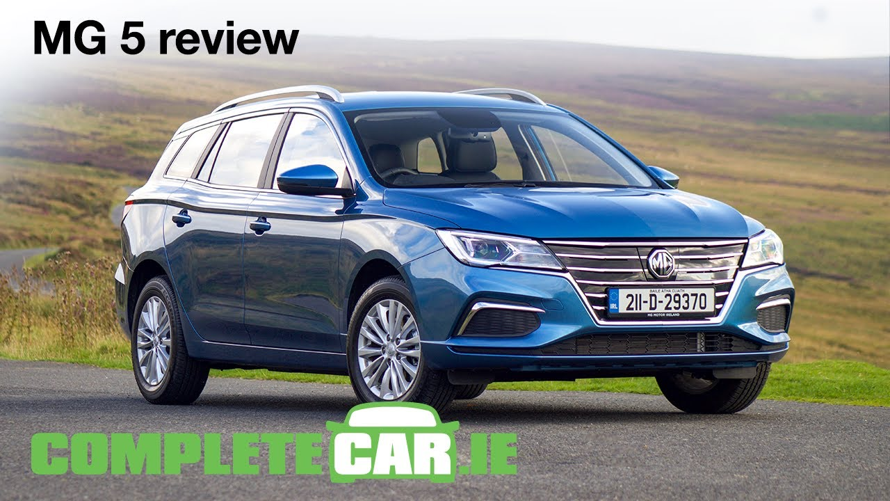 The MG 5 is one of the best-value electric cars on sale today and here's why   Complete Car review