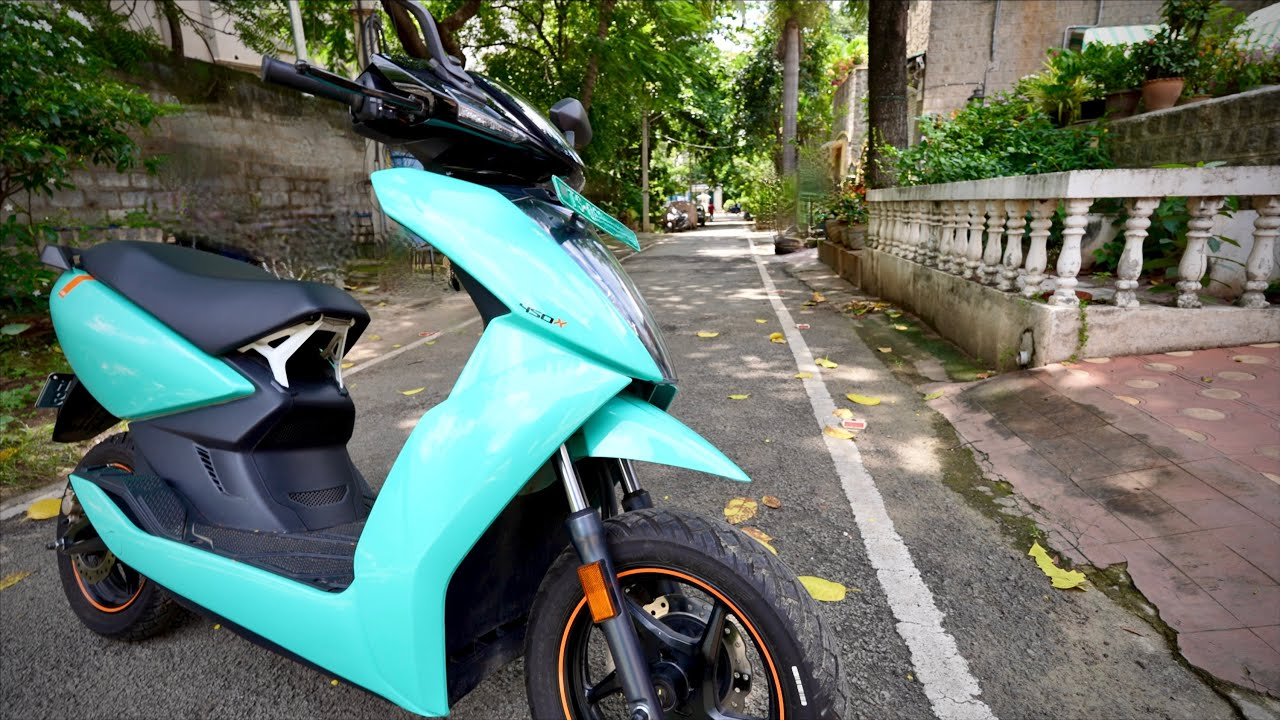 Is Ather 450X Still Worth Buying?   6 Months Ownership Review