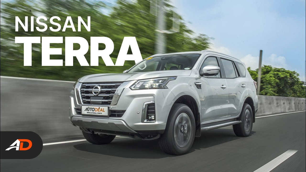2022 Nissan Terra Review – Behind the Wheel