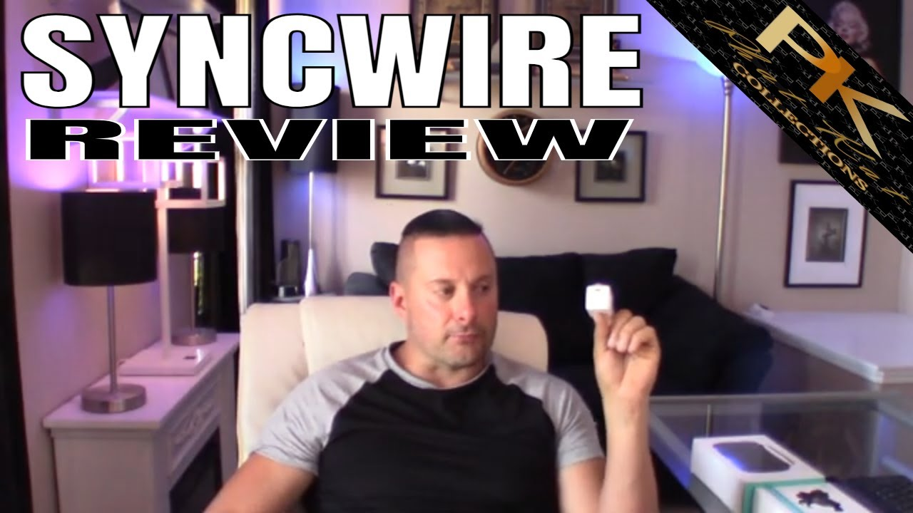 Syncwire Review   Syncwire Car Phone Mount   Magnetic Car Mount