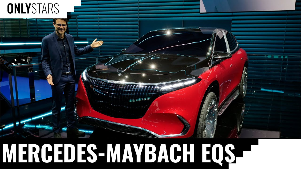 Mercedes-Maybach EQS All-Electric – The most luxurious Mercedes EV ever made?