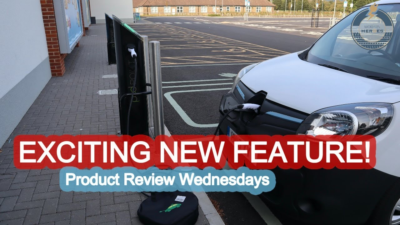 Introducing Product Review Wednesdays!  SUPAREE 5m Type 2 EV charging cable unboxing and review.