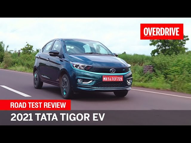 2021 Tata Tigor EV review | Is India's most affordable EV worth it? | OVERDRIVE