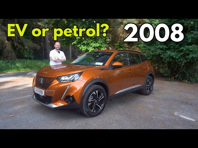 Peugeot e2008 review | EV or petrol pros and cons!
