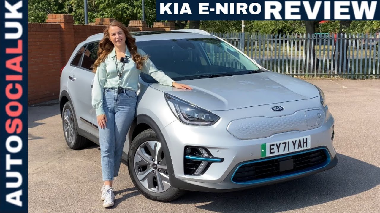 2021 KIA E-Niro review – Why this is the best all round electric SUV (4+ UK 4K)