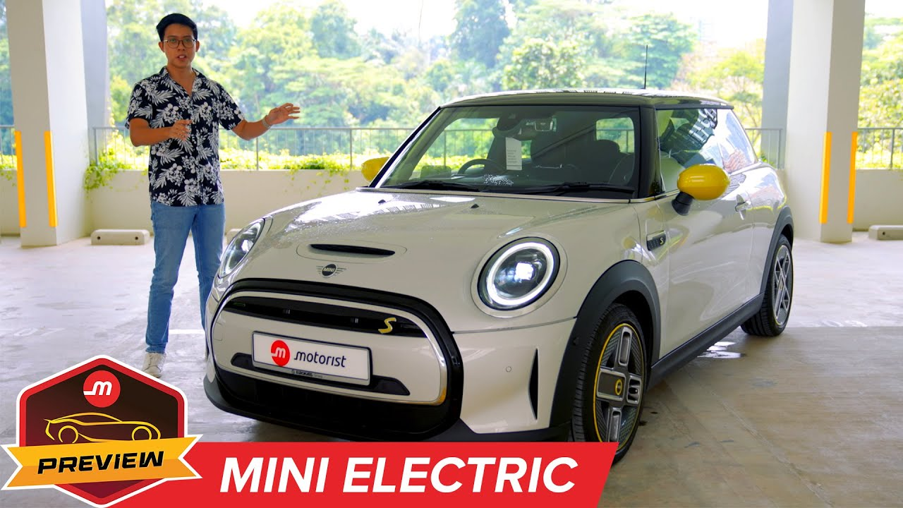 MINI ELECTRIC, go green with style!   mPreview
