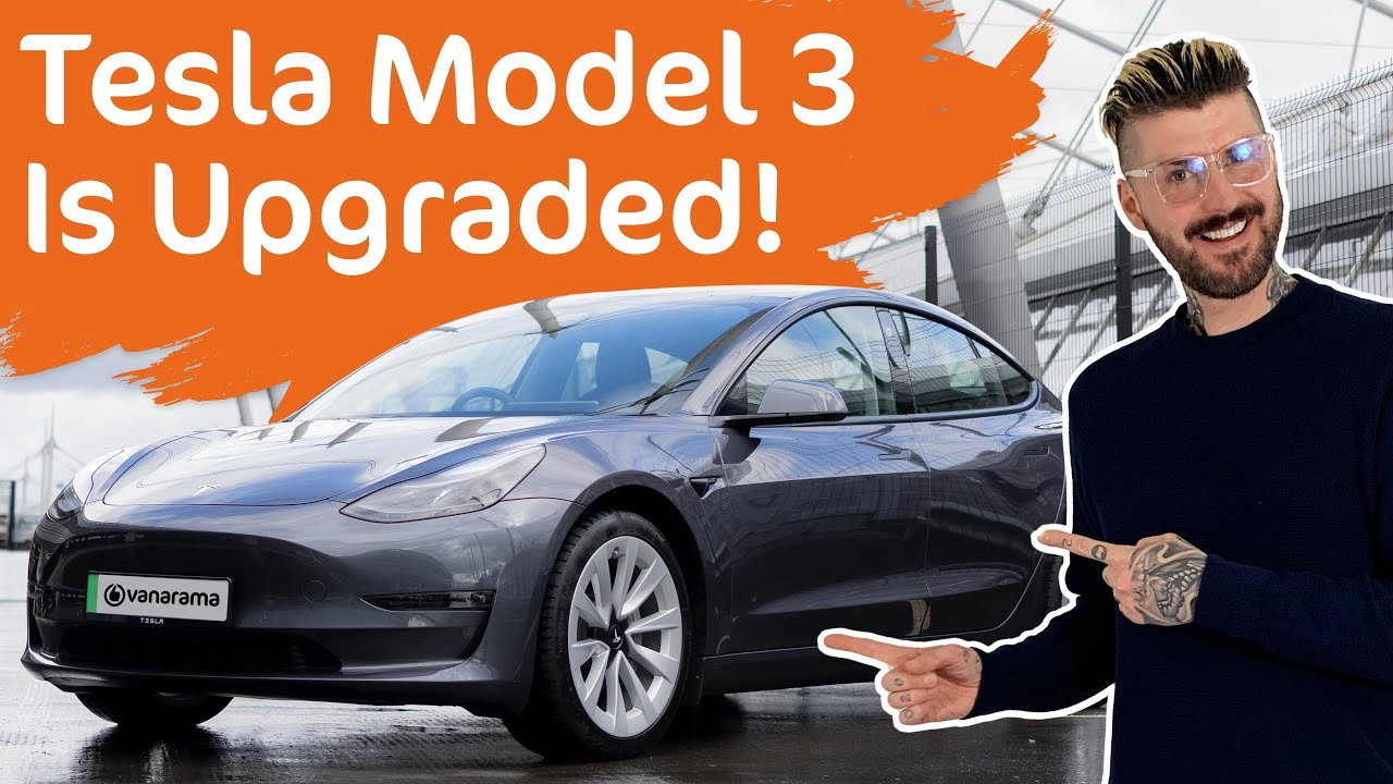 New Tesla Model 3 Review   Updated…But Does It Still Justify Being The World's Most Popular EV? ⚡