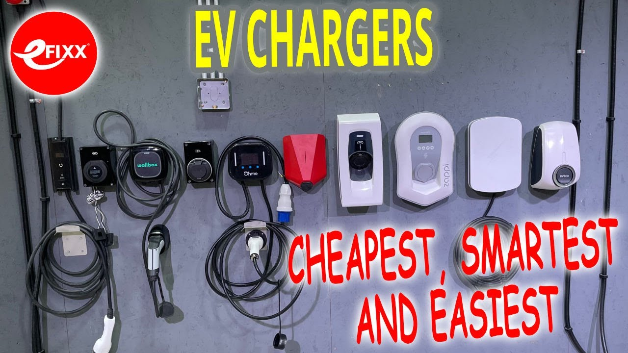 EV Charger REVIEW: Cheapest, Smartest and easiest to install with EV Nick.