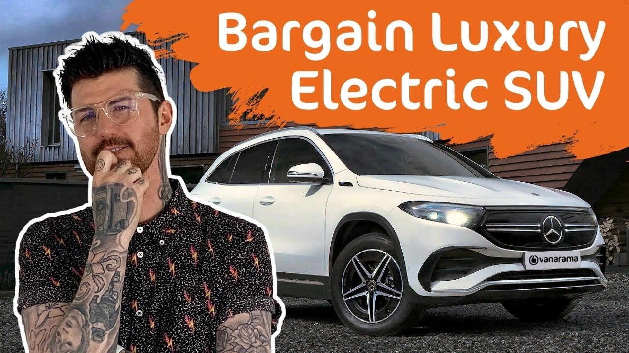 Mercedes-Benz EQA Review | The Smallest Mercedes Electric Car Is A Luxury Bargain!