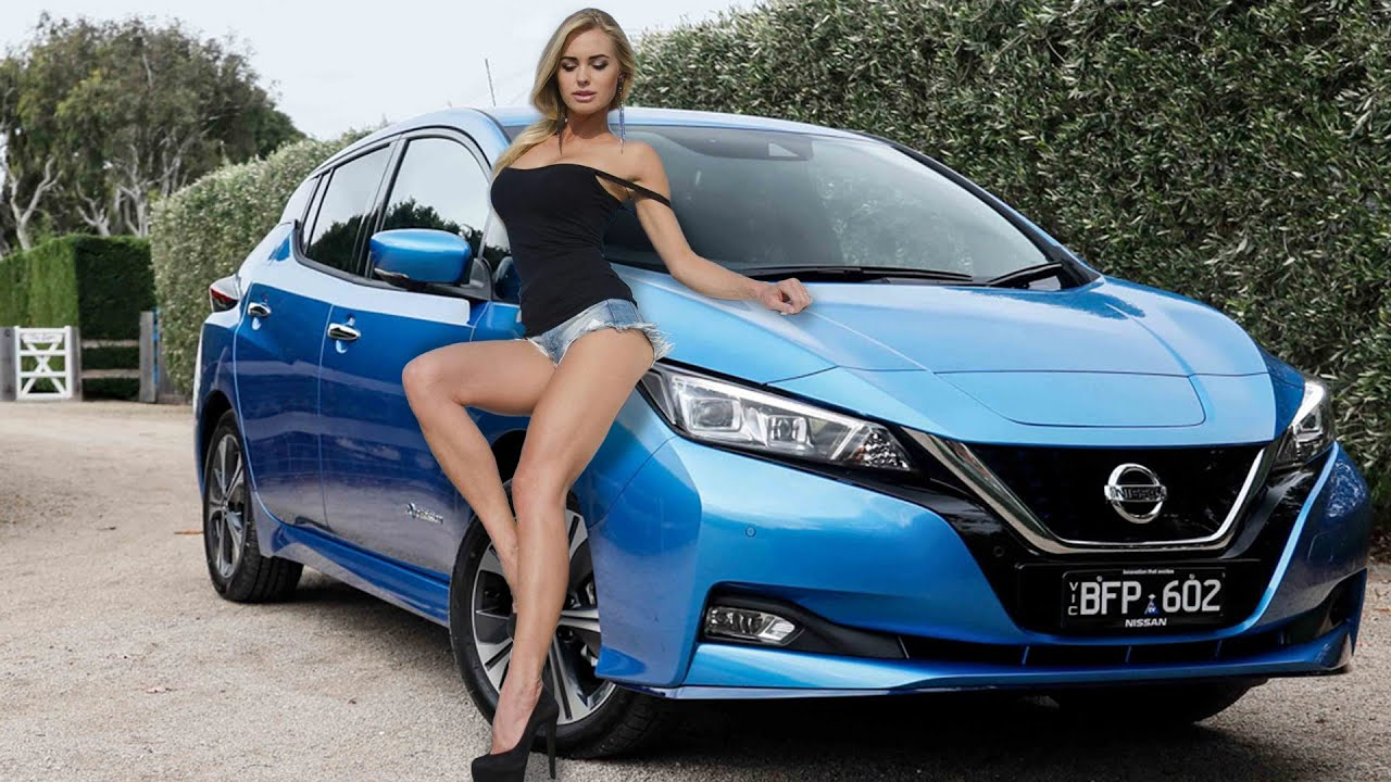 2022 Nissan LEAF eplus | Review, Exterior, Interior and Specs
